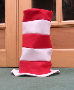 'Cat in the Hat' hat